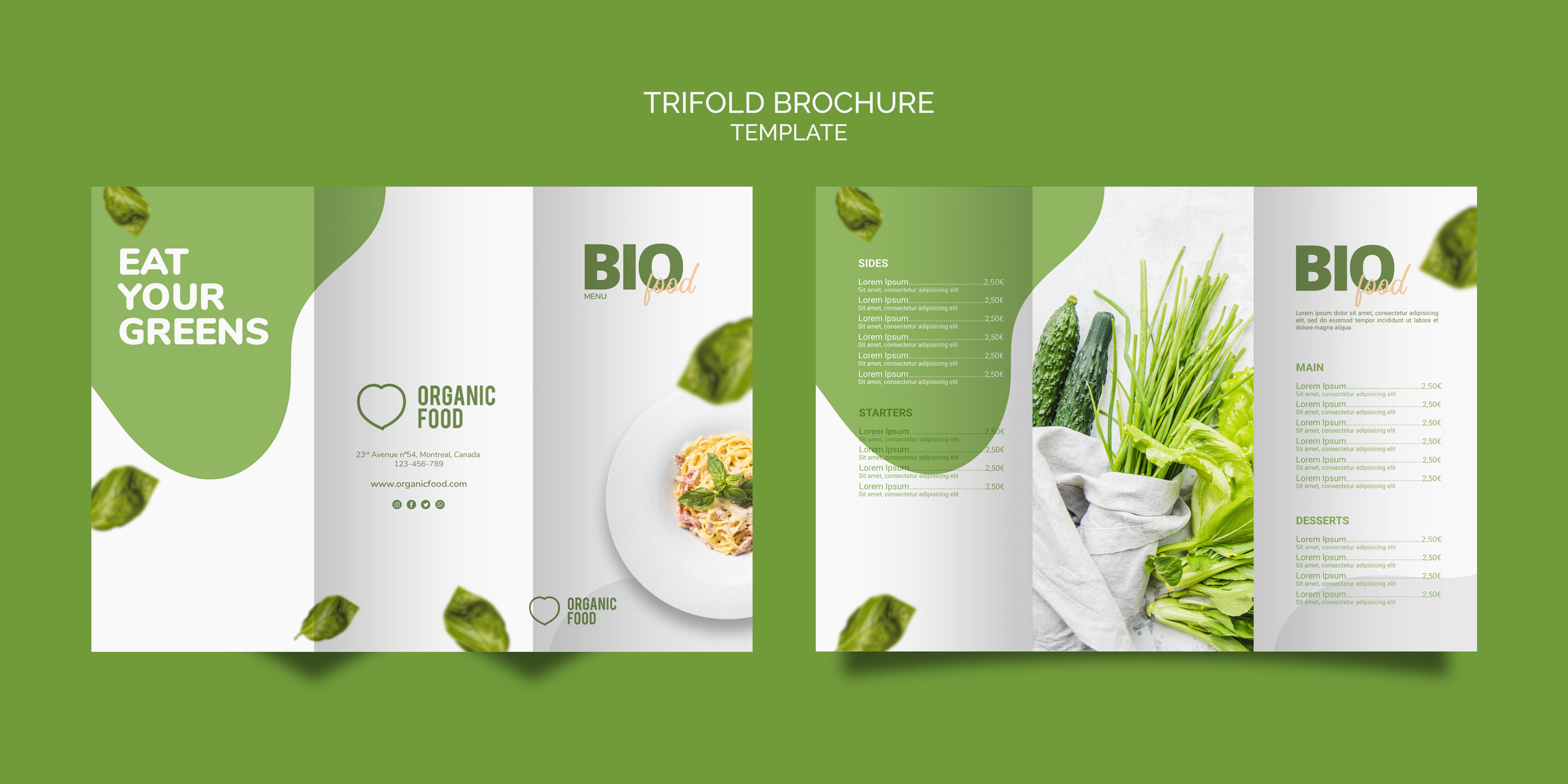 Xác định kích thước – khổ giấy – quy cách brochure ban đầu, thì bạn mới có thể lên nội dung brochure, phác thảo bố cục thiết kế brochure