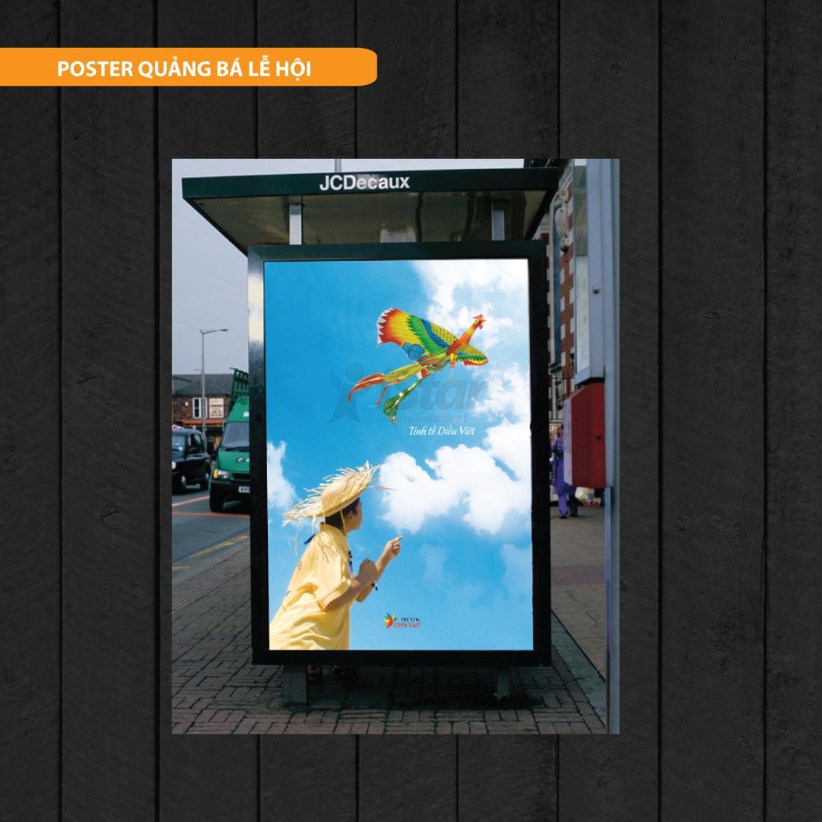 Thiết kế poster - in poster như thế nào