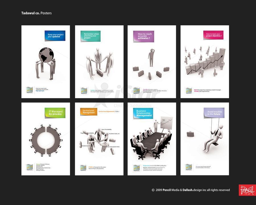 Quy trình thiết kế poster - in Poster của iStar