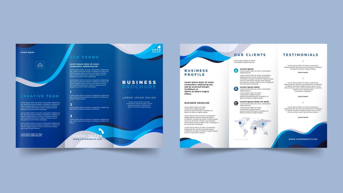 Các cách thiết kế brochure hiện nay