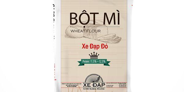Thiết kế bao bì công ty bột mỳ CJ-SC