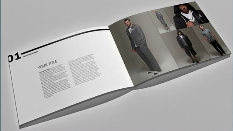 Brochure summer collection
