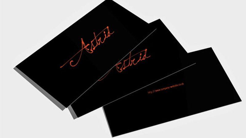 Brochure công ty A5